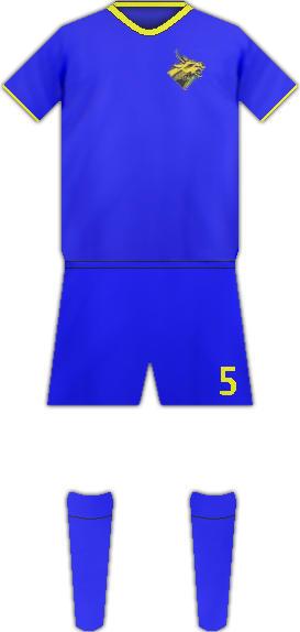 Equipación ELECT-SPORT FC