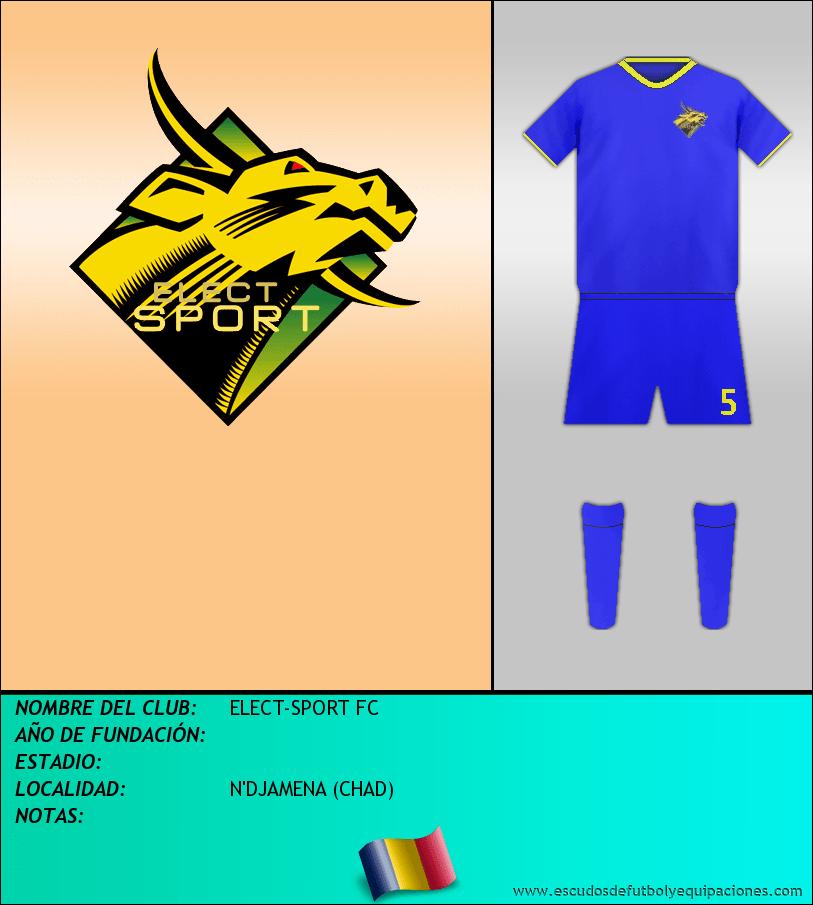 Escudo de ELECT-SPORT FC