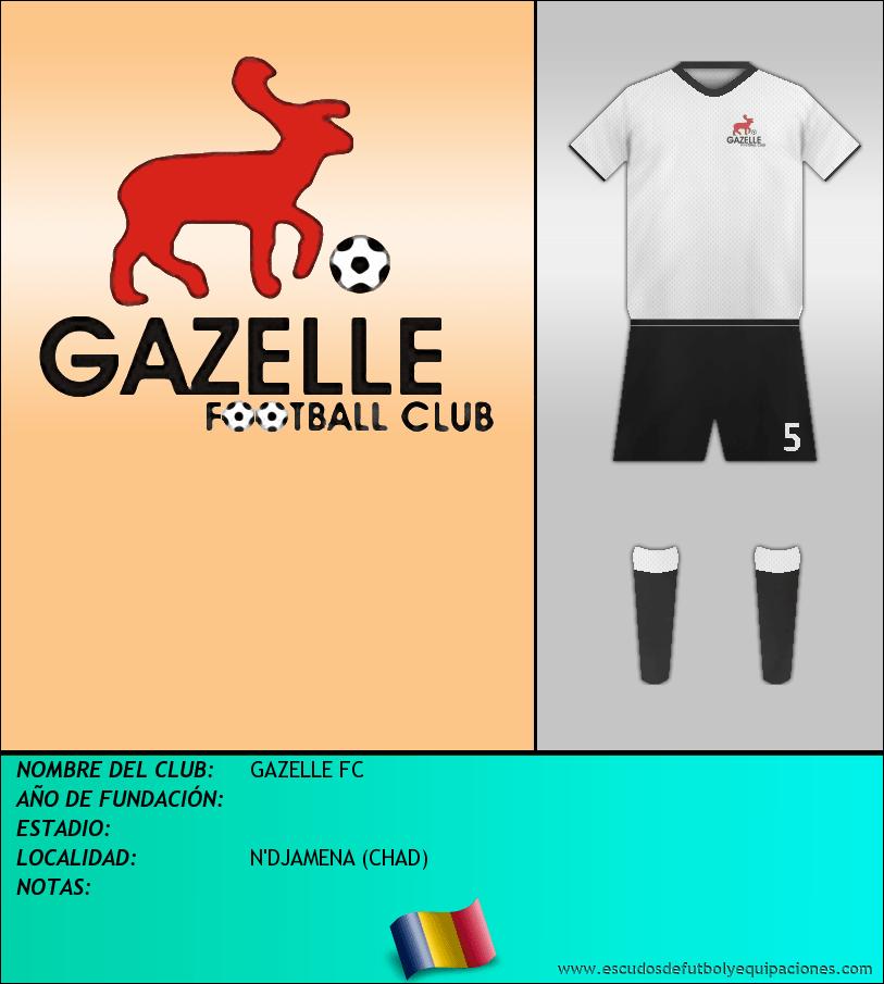 Escudo de GAZELLE FC