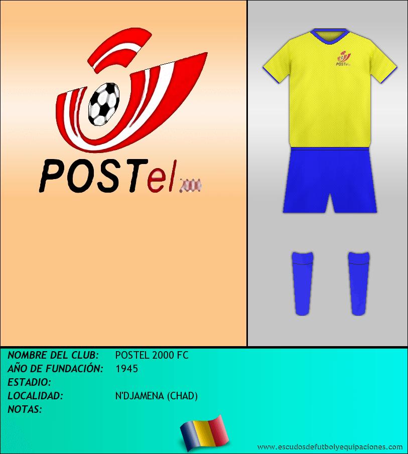 Escudo de POSTEL 2000 FC