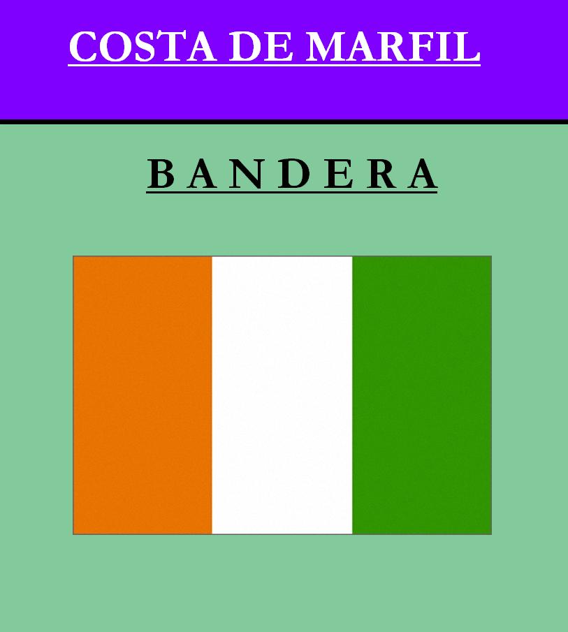 Escudo de BANDERA DE COSTA DE MARFIL