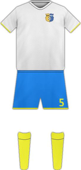 Equipación SPORTING CLUB DE GAGNOA