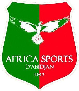 Escudo de AFRICA SPORTS NATIONAL (COSTA DE MARFIL)