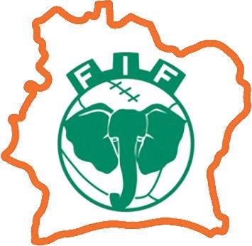 Escudo de SELECCIÓN COSTAMARFILENSE DE F. (COSTA DE MARFIL)