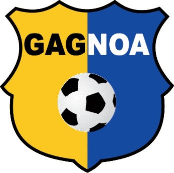 Escudo de SPORTING CLUB DE GAGNOA (COSTA DE MARFIL)