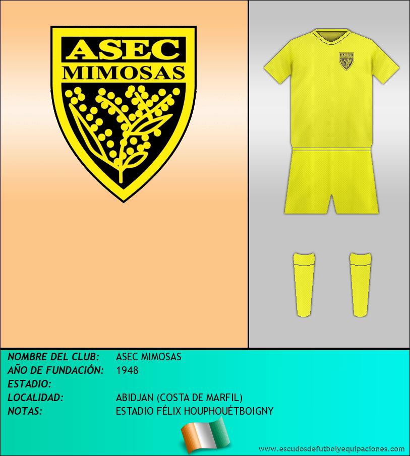 Escudo de ASEC MIMOSAS