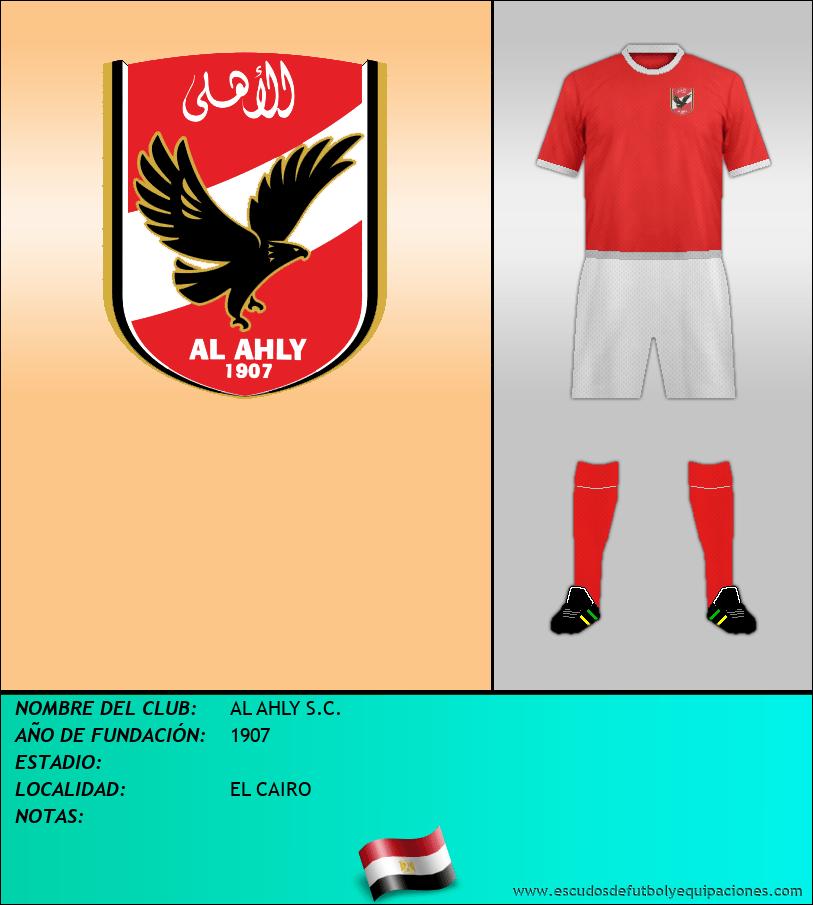 Escudo de AL AHLY S.C.