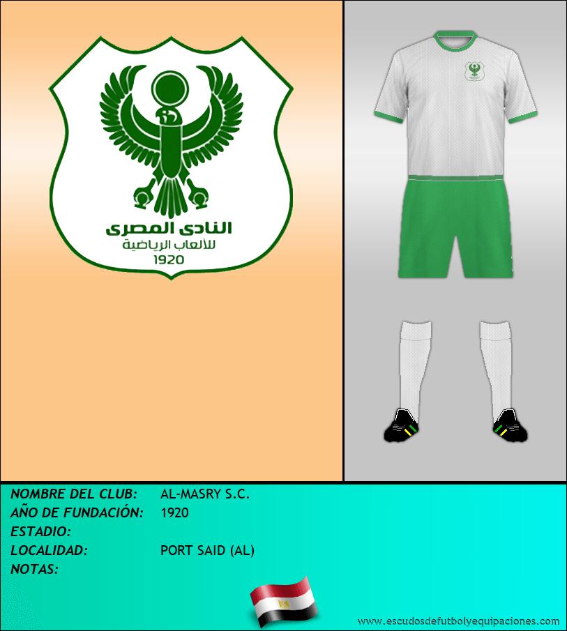 Escudo de AL-MASRY S.C.