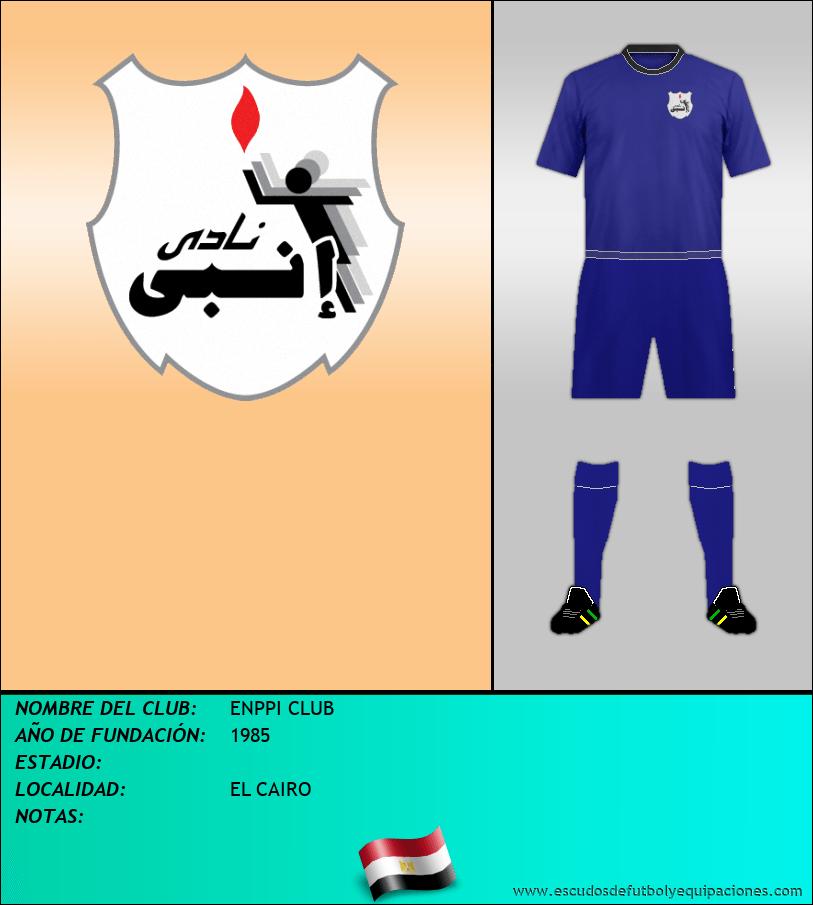 Escudo de ENPPI CLUB