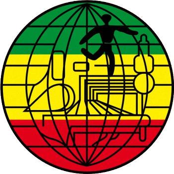 Escudo de SELECCIÓN ETÍOPE DE FÚTBOL (ETIOPÍA)