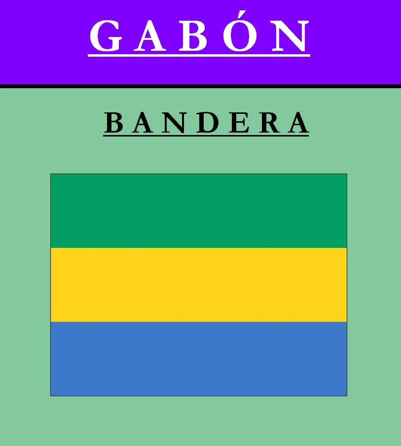 Escudo de BANDERA DE GABÓN
