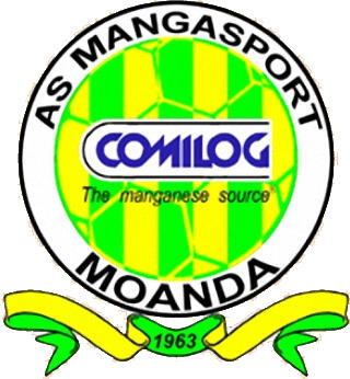 Escudo de AS MANGASPORT (GABÓN)