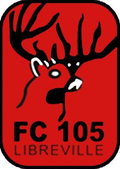 Escudo de F.C. 105 LIBREVILLE (GABÓN)