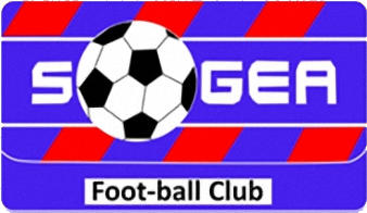 Escudo de SOGÉA FC (GABÓN)