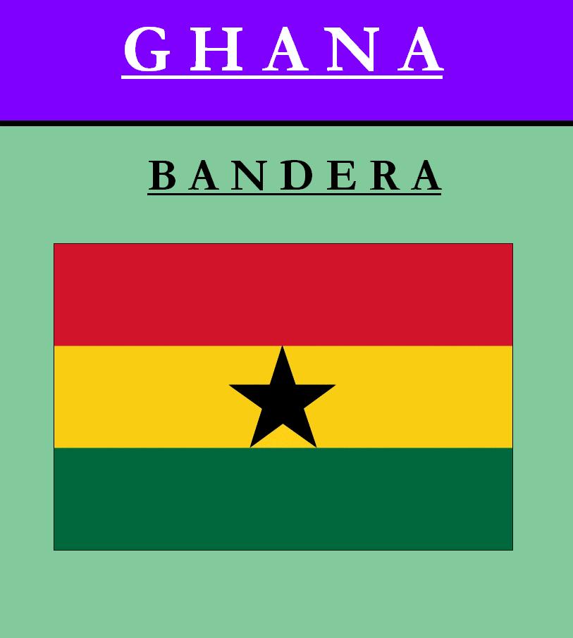 Escudo de BANDERA DE GHANA