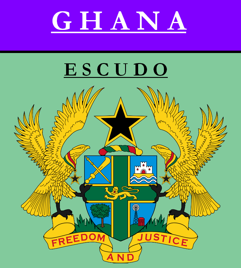 Escudo de ESCUDO DE GHANA