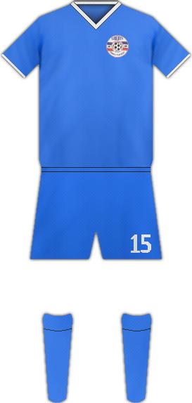 Equipación LIBERTY PROFESSIONALS FC
