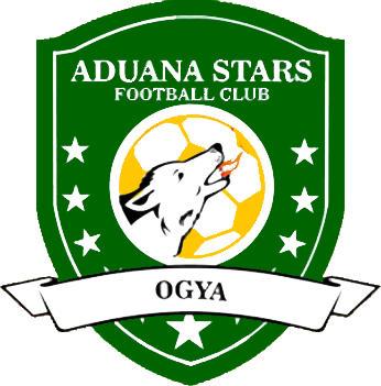 Escudo de ADUANA STARS FC (GHANA)