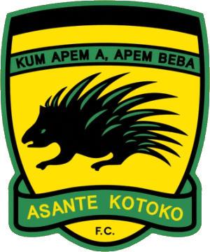 Escudo de ASANTE KOTOKO FC (GHANA)