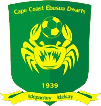 Escudo de EBUSUA DWARFS (GHANA)