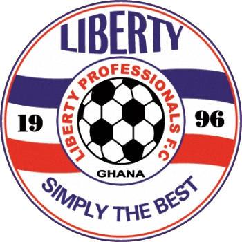 Escudo de LIBERTY PROFESSIONALS FC (GHANA)