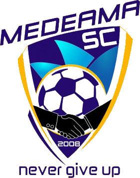Escudo de MEDEAMA S.C. (GHANA)