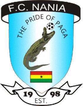Escudo de NANIA F.C. (GHANA)