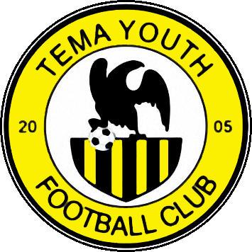 Escudo de TEMA YOUTH F.C. (GHANA)