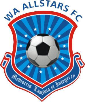 Escudo de WA ALLSTARS F.C. (GHANA)