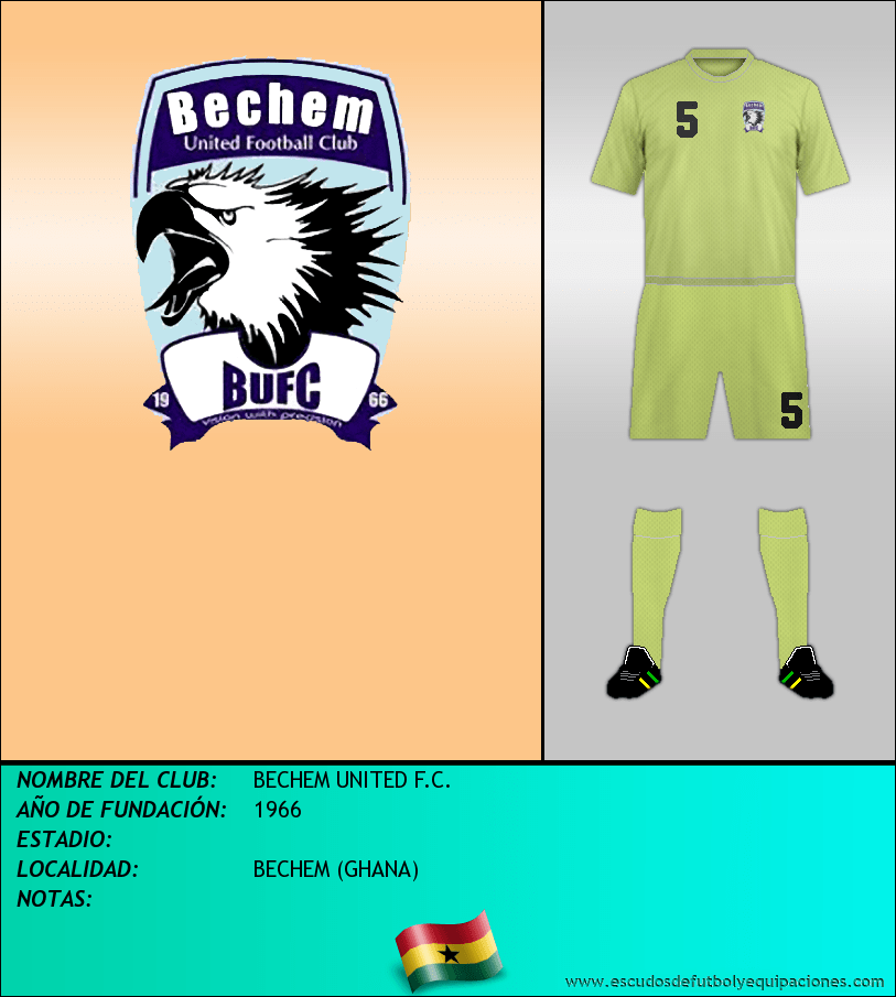 Escudo de BECHEM UNITED F.C.