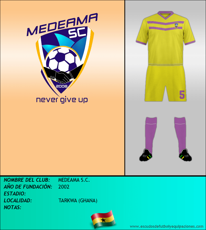 Escudo de MEDEAMA S.C.