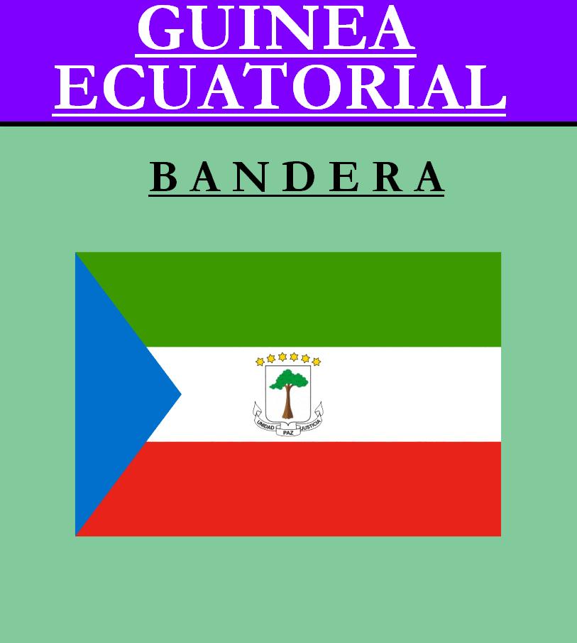 Escudo de BANDERA DE GUINEA ECUATORIAL