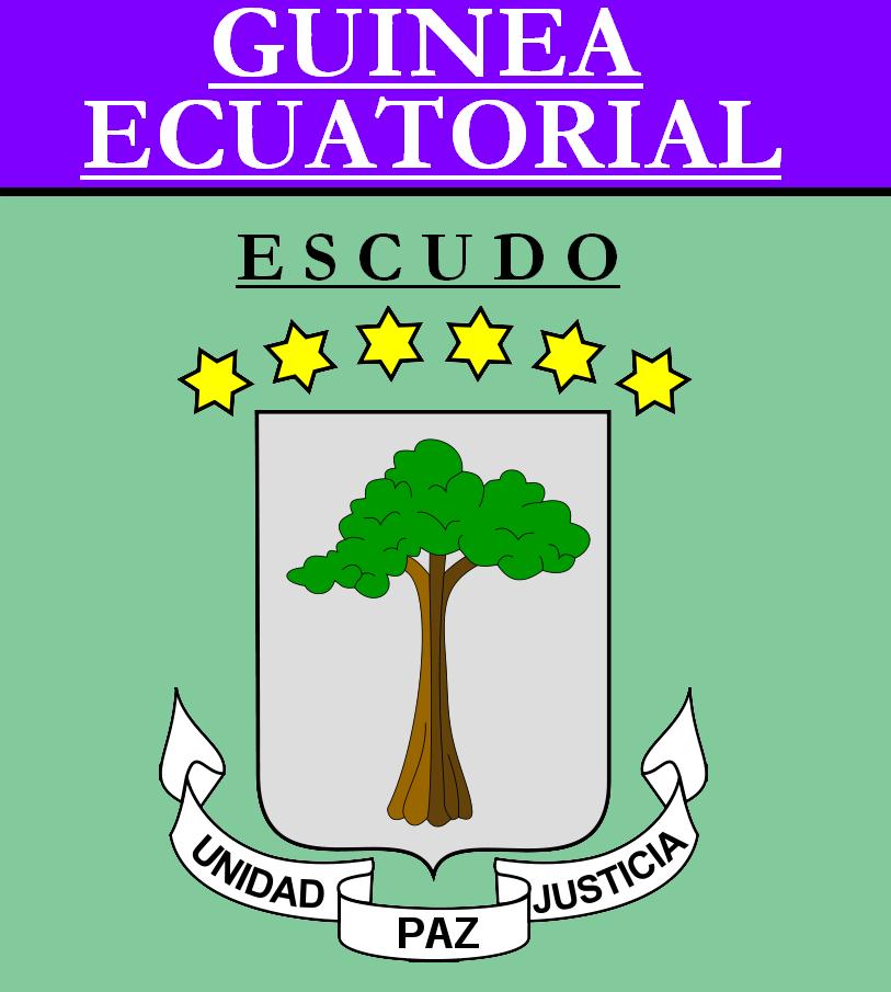 Escudo de ESCUDO DE GUINEA ECUATORIAL