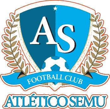 Escudo de ATLÉTICO SEMU F.C. (GUINEA ECUATORIAL)