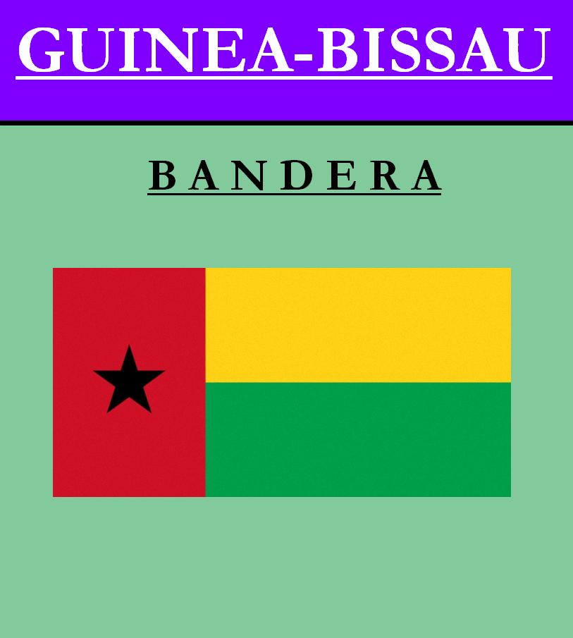 Escudo de BANDERA DE GUINEA-BISSAU