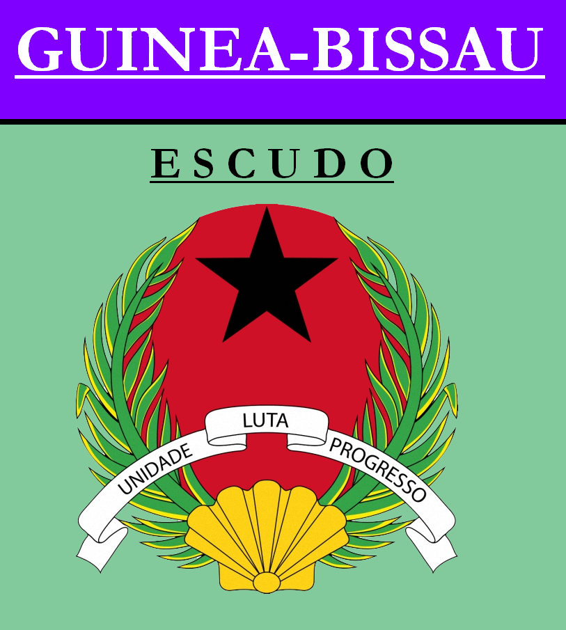 Escudo de ESCUDO DE GUINEA-BISSAU