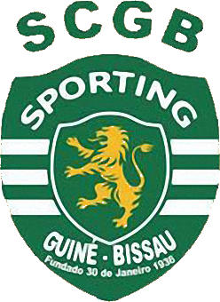 Escudo de SPORTING CLUBE DE BISSAU (GUINEA-BISSAU)