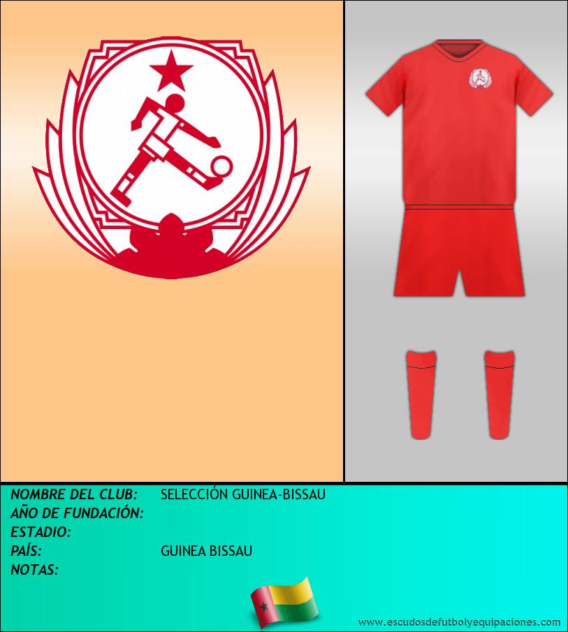 Escudo de SELECCIÓN GUINEA-BISSAU