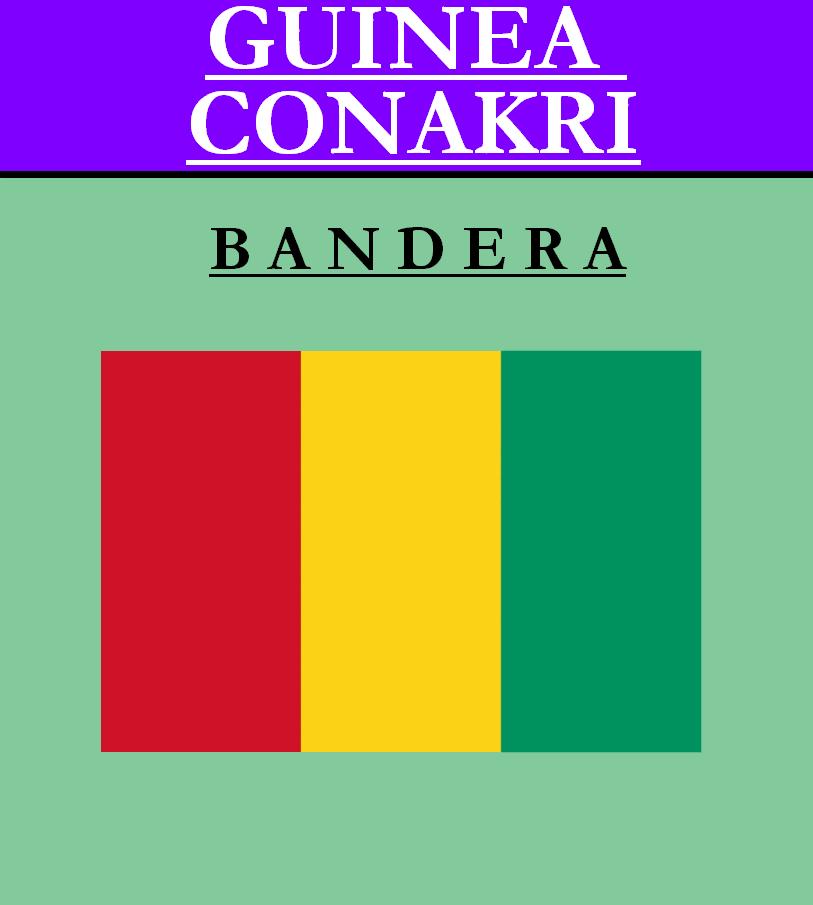 Escudo de BANDERA DE GUINEA-CONAKRI