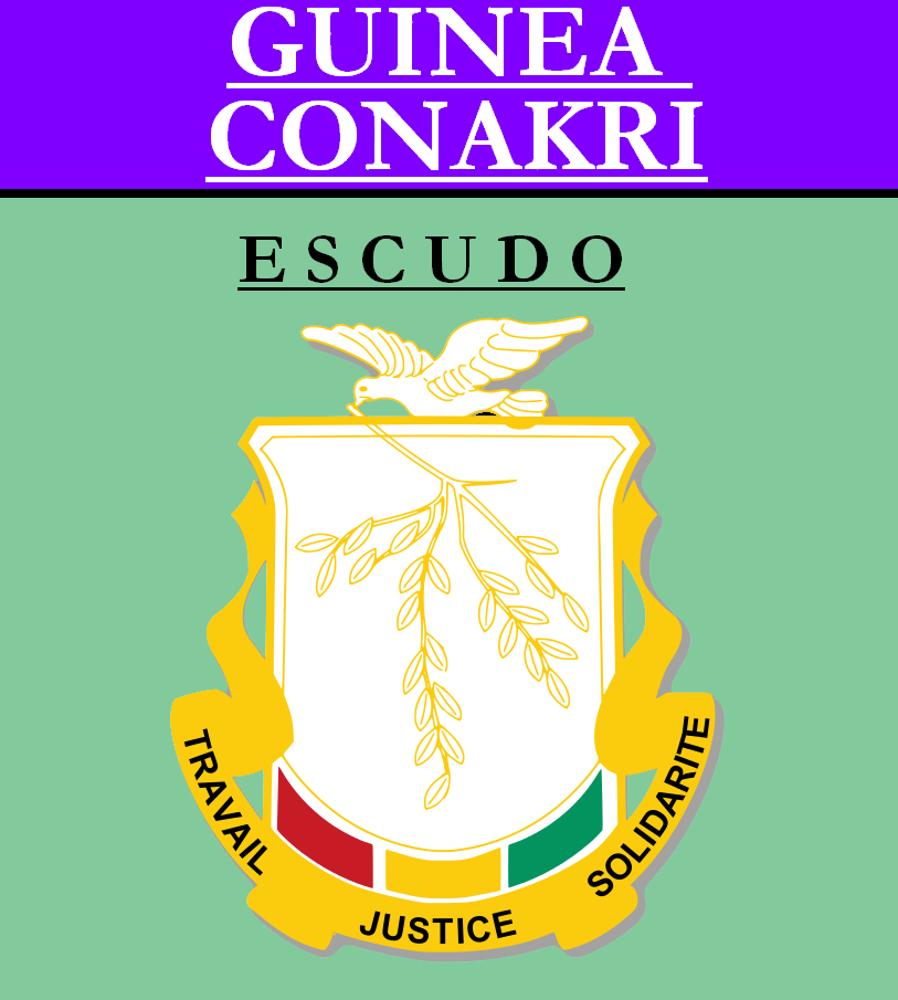 Escudo de ESCUDO DE GUINEA-CONAKRI