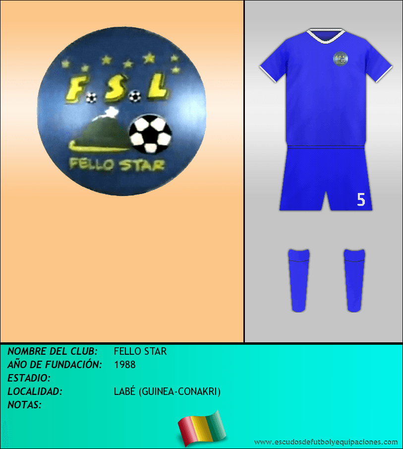 Escudo de FELLO STAR