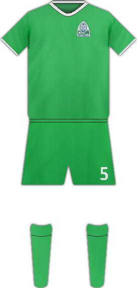 Equipación GOR MAHIA FC
