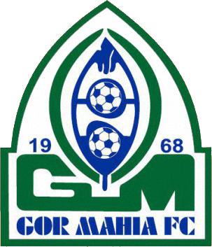Escudo de GOR MAHIA FC (KENIA)
