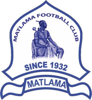 Escudo de MATLAMA F.C. (LESOTO)