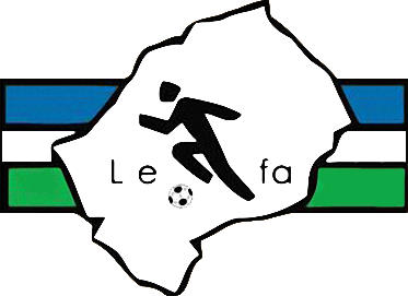 Escudo de SELECCIÓN DE LESOTO (LESOTO)