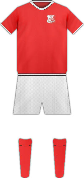 Equipación AL AHLI F.C. BENGAZHI