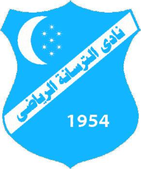 Escudo de AL TERSANA TRÍPOLI (LIBIA)