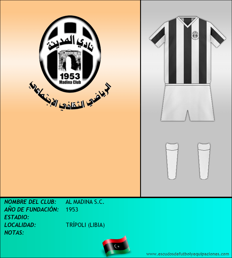 Escudo de AL MADINA S.C.