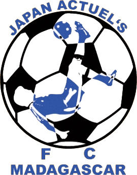 Escudo de JAPAN ACTUEL´S F.C. (MADAGASCAR)