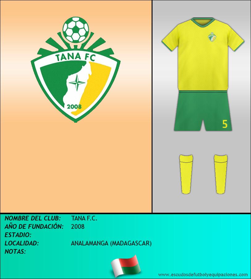 Escudo de TANA F.C.